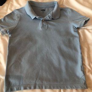 Nautica Shirts & Tops - Bundle of Boys light blue shirts 5/6